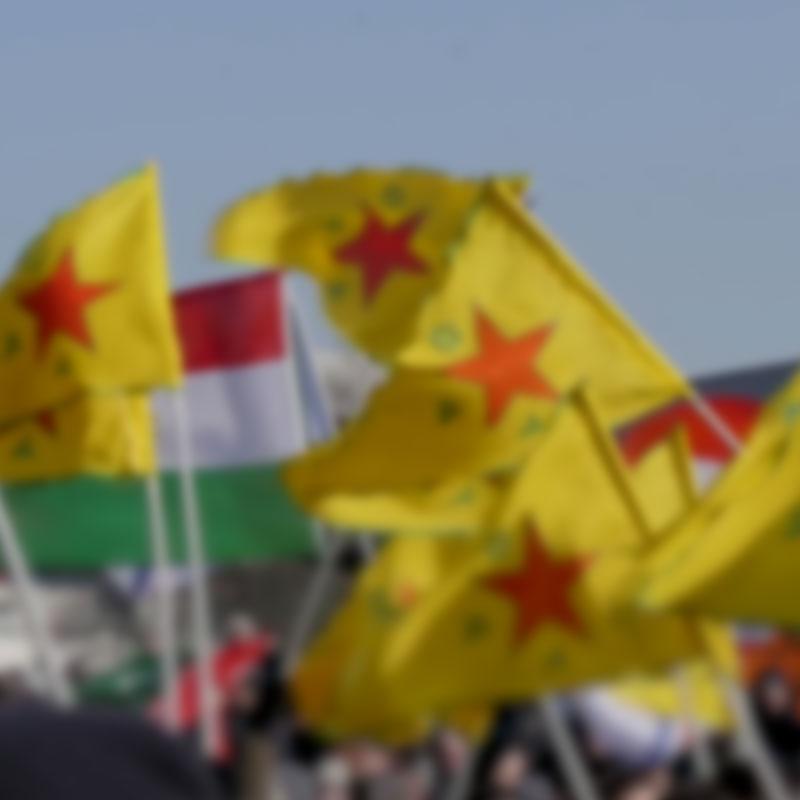 """Bericht über die """"Frieden für Afrin""""-Demo am 03.03.2018 in Berlin"""