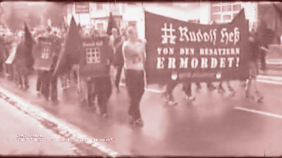Aufruf – Den Hess-Marsch in Berlin-Spandau verhindern!