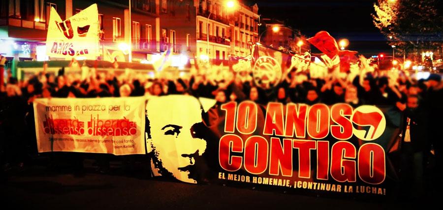 Ankündigung & Spendenaufruf: Gedenkfilm zum 10. Todestag von Carlos Palomino