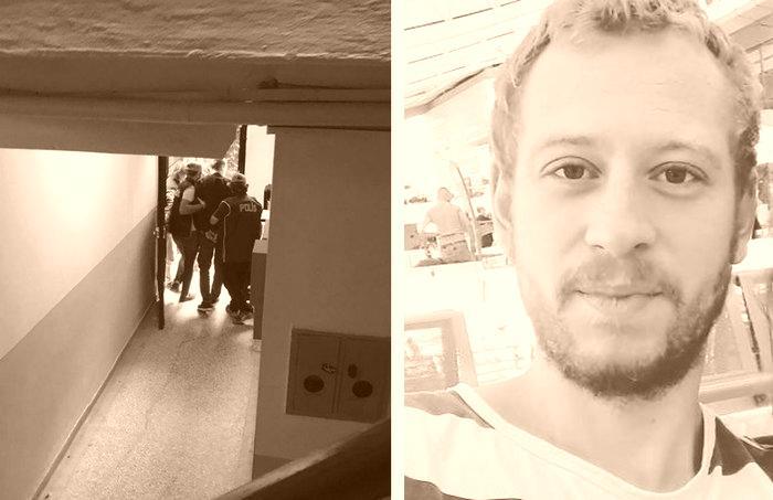 Zur Festnahme des Journalisten Max Zirngast – #FreeMaxZirngast
